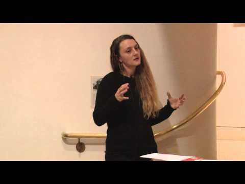 Artist Talk: Blair Saxon-Hill (full talk)