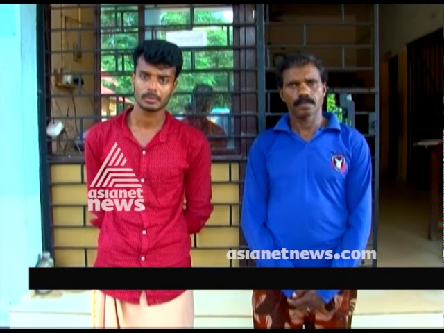 Two men arrested in Kottarakkara for rape and kidnap 14 year old girl | FIR 21 Oct 2017