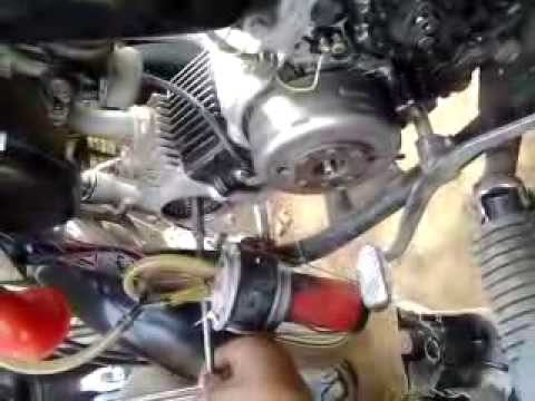 hero honda splender milage set at deva auto durg  YouTube