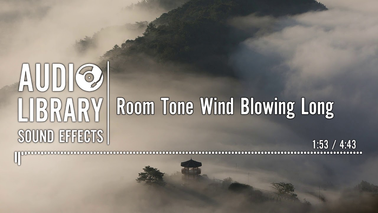 room tone wind blowing long sound effect youtube. Black Bedroom Furniture Sets. Home Design Ideas