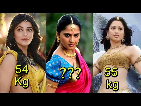 Thumbnail: Shocking Weight Of 10 Famous South Actresses | 2017