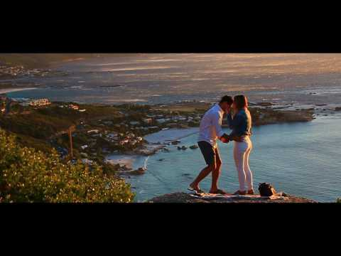 Cape Town... Will you marry me?