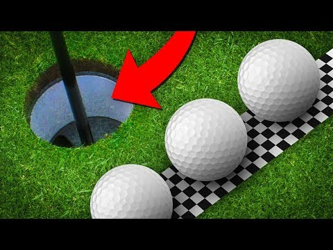 WHOEVER GET'S THERE FIRST! (Golf It!)