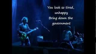No Surprises - Radiohead lyrics