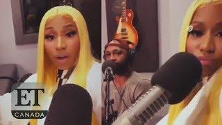 Gambar cover Nicki Minaj Blasts Joe Budden On 'Queen Radio'