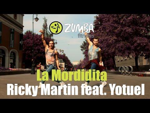 Ricky Martin  La Mordidita  Choreography ft Yotuel  ZUMBA