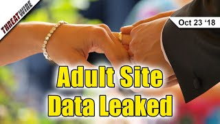 Adult Site Leaks Data, Early TLS Versions Deprecated - ThreatWire