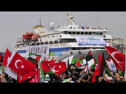 Freedom Flotilla Sets Sail for Gaza after The Great March of Return 1