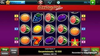Sizzling Hot Deluxe (Game Twist){MegaWin/200.000}