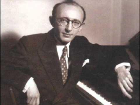 Clifford Curzon plays Liszt - Mephisto Waltz N.1 (rec.1947)
