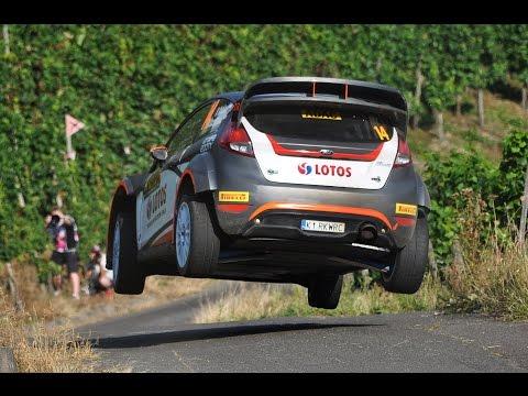 WRC ADAC Rally Deutschland 2015 - MAX ATTACK & JUMP