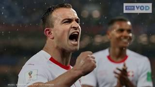 Mundial 2018 – Szwajcaria vs Kostaryka