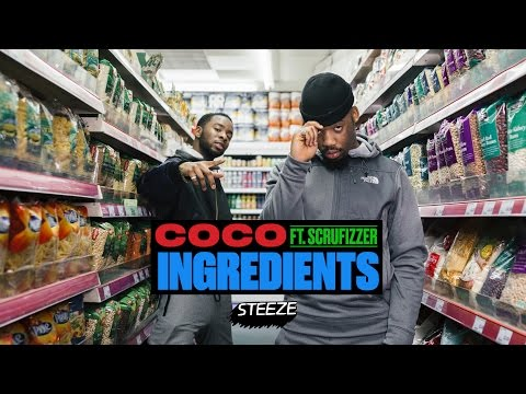 Coco (Feat. Scrufizzer) - Ingredients (Prod. By Toddla T) [AUDIO]