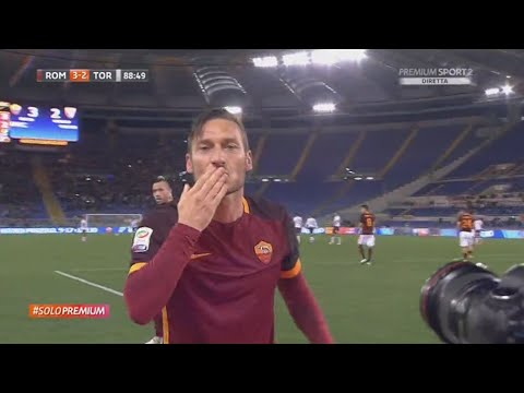 Francesco Totti Goals Vs Torino (HOME) 20/04/2016 [DL LINK HD]