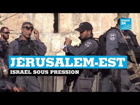 Jérusalem Est : Israël sous pression