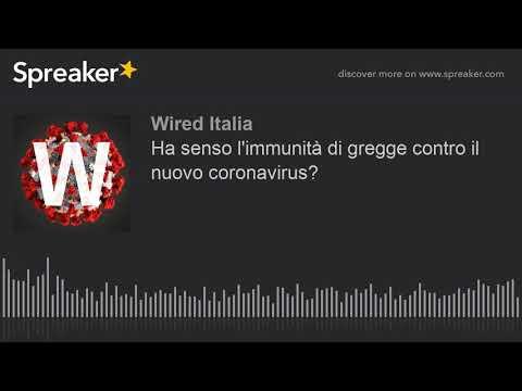 Immunita contro il re coronavirus