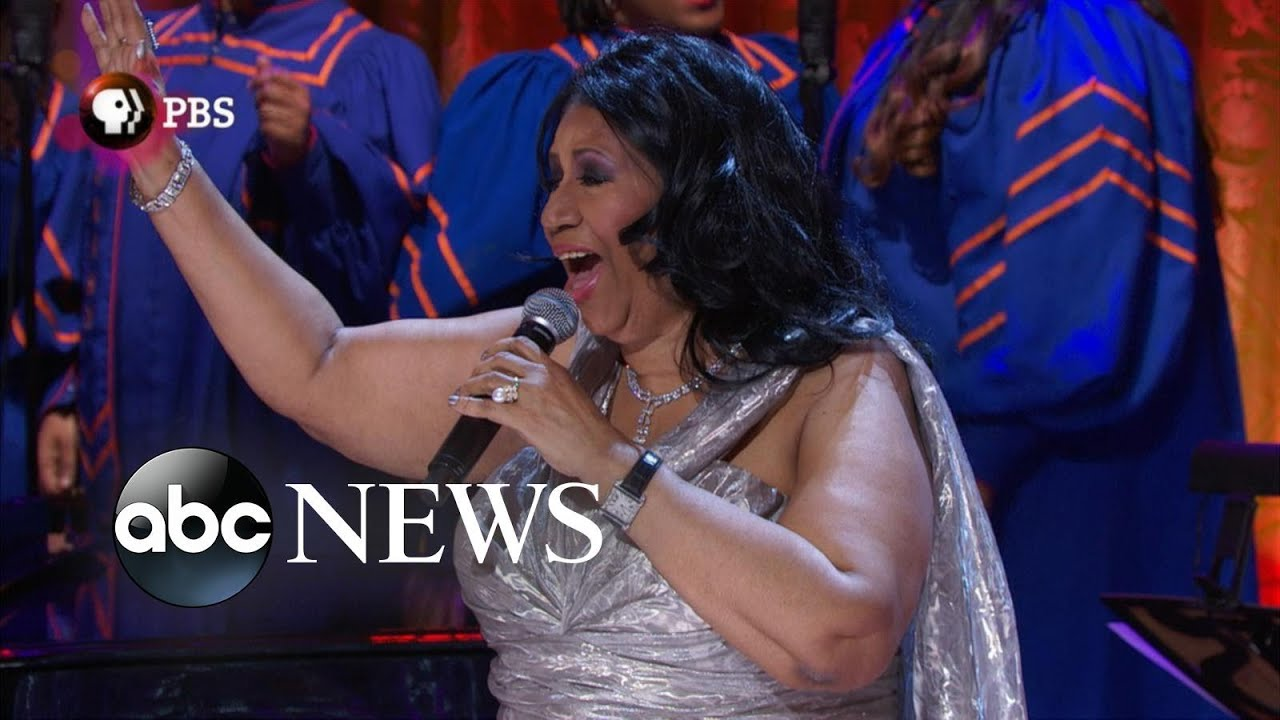 Tributes pour in for the 'Queen of Soul'