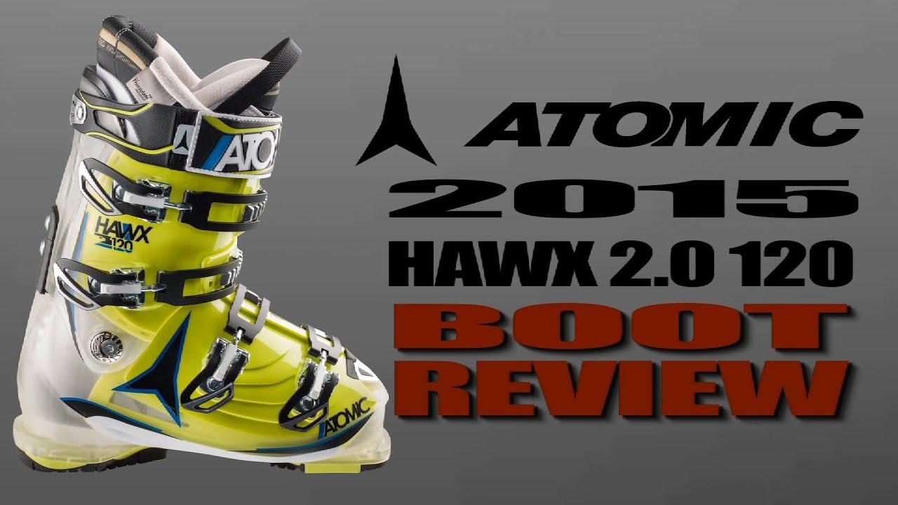 online store dde40 d1076 2015 Atomic Hawx 2.0 120 Ski Boot Review