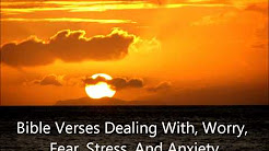 hqdefault - Bible Verses For Stress And Depression