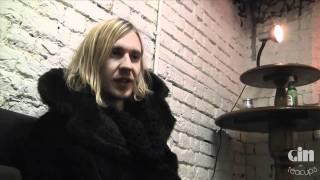 Kieran Leonard interview @ Gin In Teacups