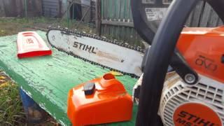 Обзор Бензопила STIHL MS 260 -  впечатления после года эксплуатации!