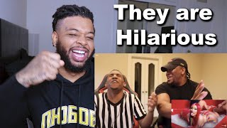 ZIAS & B.Lou's Funniest Moments Compilation | Reaction