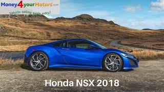 Honda NSX 2018 road test and review