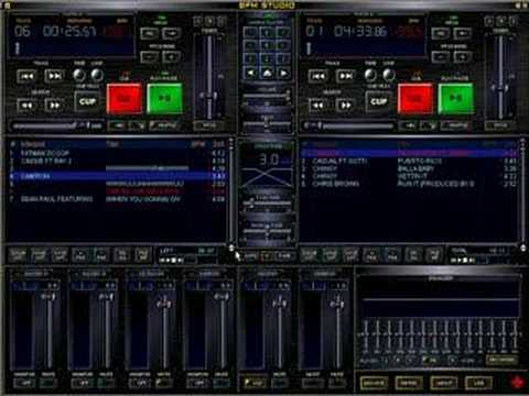 BPM Studio Tutorial 2 -  Faden