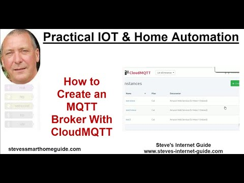 How to Create an MQTT Broker With CloudMQTT