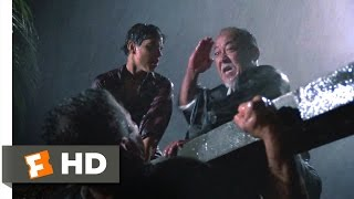 The Karate Kid Part II - Saving Sato Scene (7/10) | Movieclips