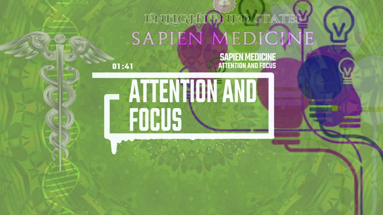 Attention and Focus (Morphogenic Field, Energetically Programmed)