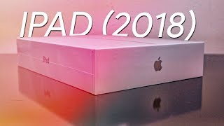 Apple iPad (2018) unboxing & first impressions