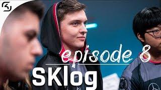 EP. 08: THE PLAYOFF-RACE #SKLOG