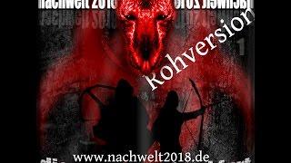 (Hörbuch / Hoerbuch) NACHWELT 2018 TEIL 1 georg bruckmann