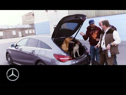 Mit JP Performance den CLA Shooting Brake von Mercedes-Benz erleben