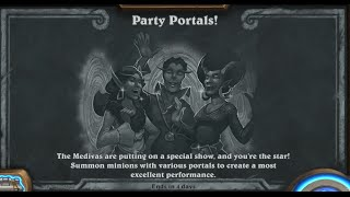 Tavern Brawl - Party Portals