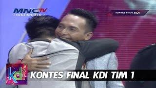 Fauzi Bima Terjemput di Kontes Final KDI 15 Mei 2015