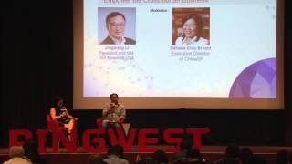 Ant Financial USA President Jingming Li: Empower the Cross-border Business