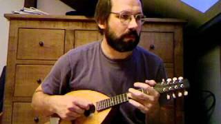 Klezmer mandolin: Di Grine Kusine (Abe Schwartz)