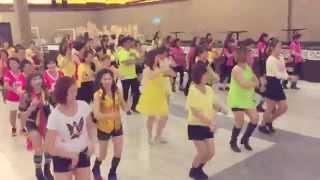 一路惊喜 4 第二段周年康乐时尚流行舞蹈 活力四射舞蹈学院欢庆十二