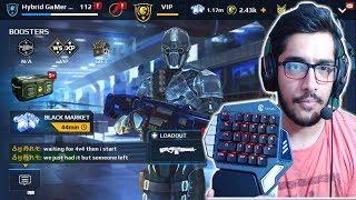 Modern Combat 5 - Playing with Gamesir Z1 FPS Keyboard - LIVE!#130 | Pakistani Gamer
