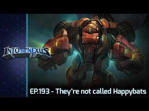 "#193 - Into the Nexus: ""They're not called Happybats"""