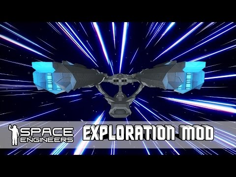 Space Engineers - Boldly Going Star Trek Style - Exploration Mod