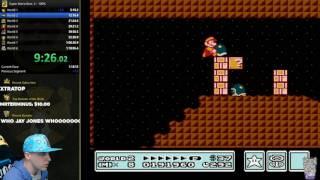 Super Mario Bros 3 100% Speedrun  in 1:15:58-Personal Best