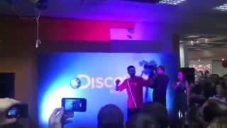 Динамо  Невероятный Иллюзионист В Москве  Dynamo In Moscow