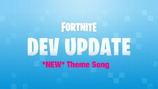 *NEW* Fortnite Battle Royale Theme Song Updated Leaked! (Update Out Tomorrow)