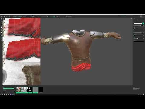 UnionBytes Painter - Godot 2021 Showreel Submission