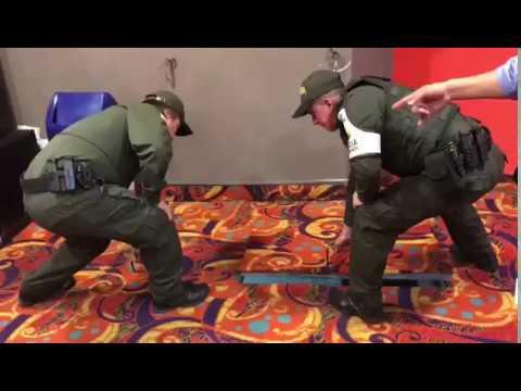En casino de Bogotá encontraron sofisticada caleta en donde ocultaban contrabando [VIDEO]