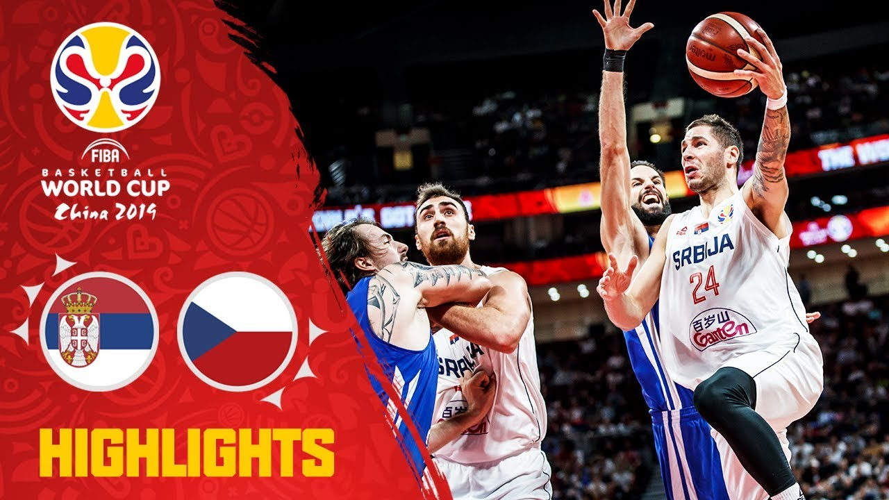 Serbia v Czech Republic - Highlights