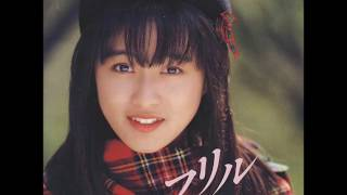 """Track #10 from the 1987 album """"Frill"""" (フリル). Discogs: https://www.discogs.com/Minayo-Watanabe-Furiru/release/9393837 I'm not a fan of this album, mostly."""